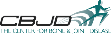 Center for Bone and Joint Disease Logo